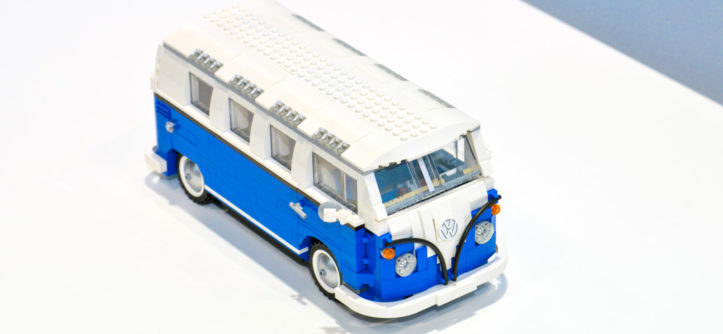 Volkswageny z Lego