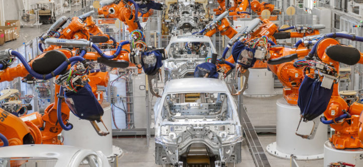 Fabryka BMW w Spartanburgu