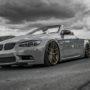 BMW 320i Cabrio. Słaby silnik, groźny wygląd