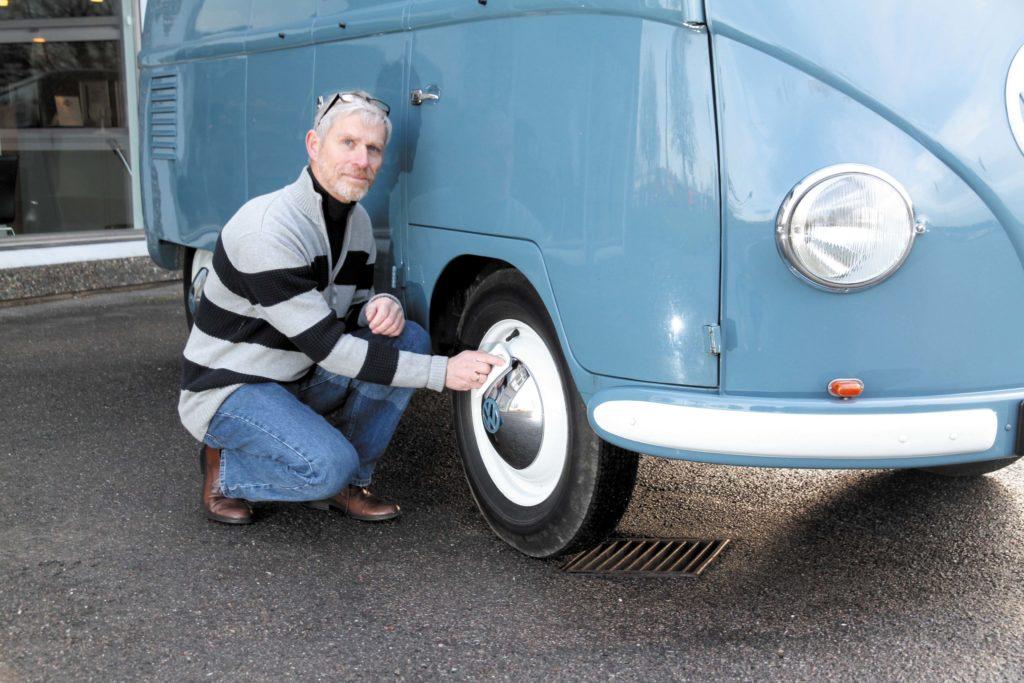VW T1 Bulli Sofie z właścicielem