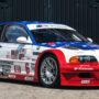 BMW E46 M3 GTR: Kapitan Ameryka