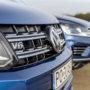 Volkswagen Amarok kontra Touareg - prawdziwi siłacze V6