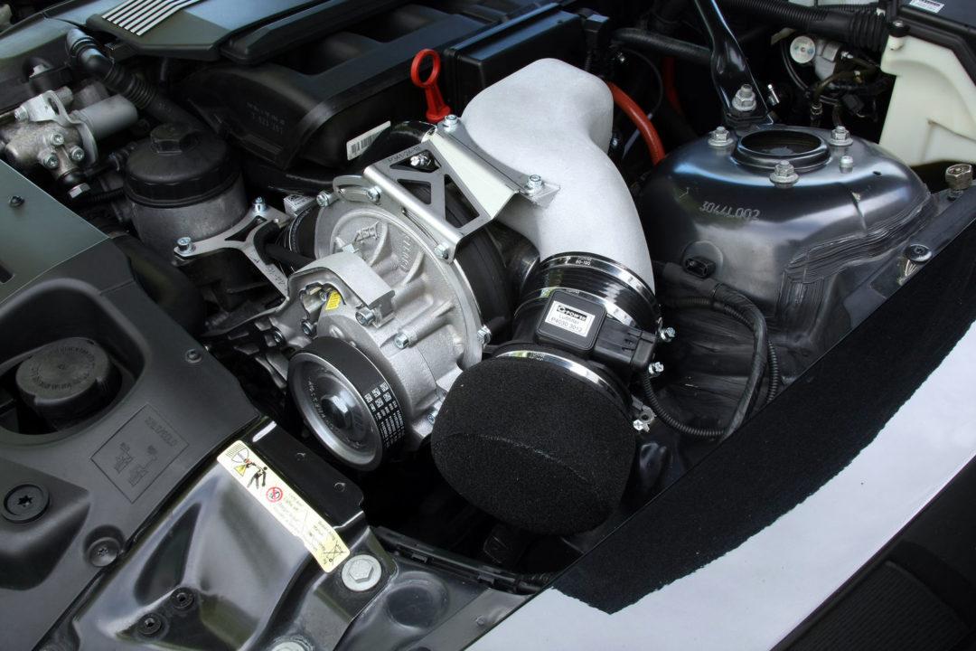 Kompresor G Power Sk Plus Rs Podnoszący Moc Bmw Trends