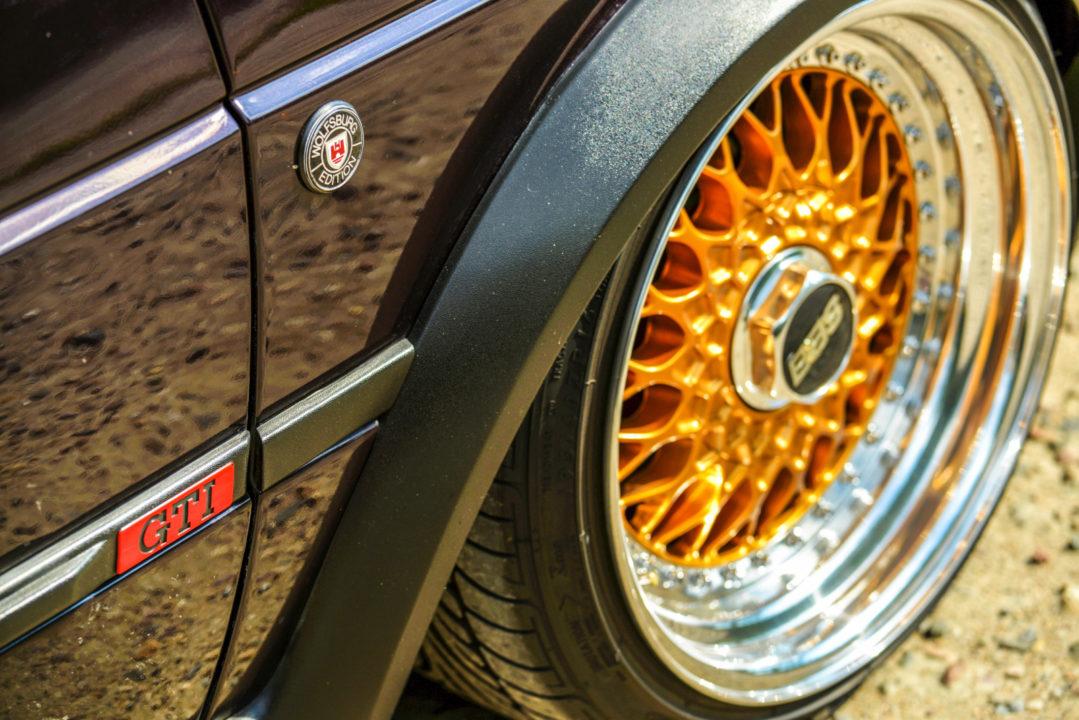Wszystkie nowe VW Golf II GTI Wolfsburg Edition - Trends Magazines DR86