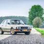 Wierność tradycji. Prezentacja BMW E28 525e