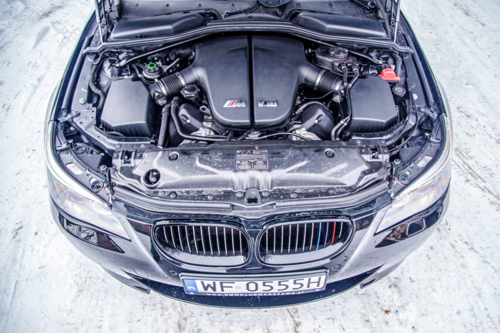 Mocarny Touring Bmw E61 M5 Trends Magazines