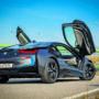 Powrót do przyszłości - test BMW i8
