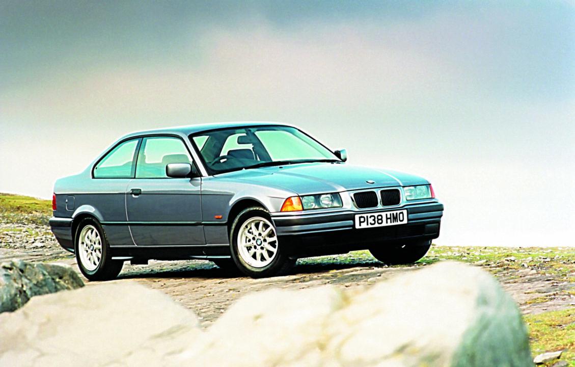 Używane BMW E36 318is