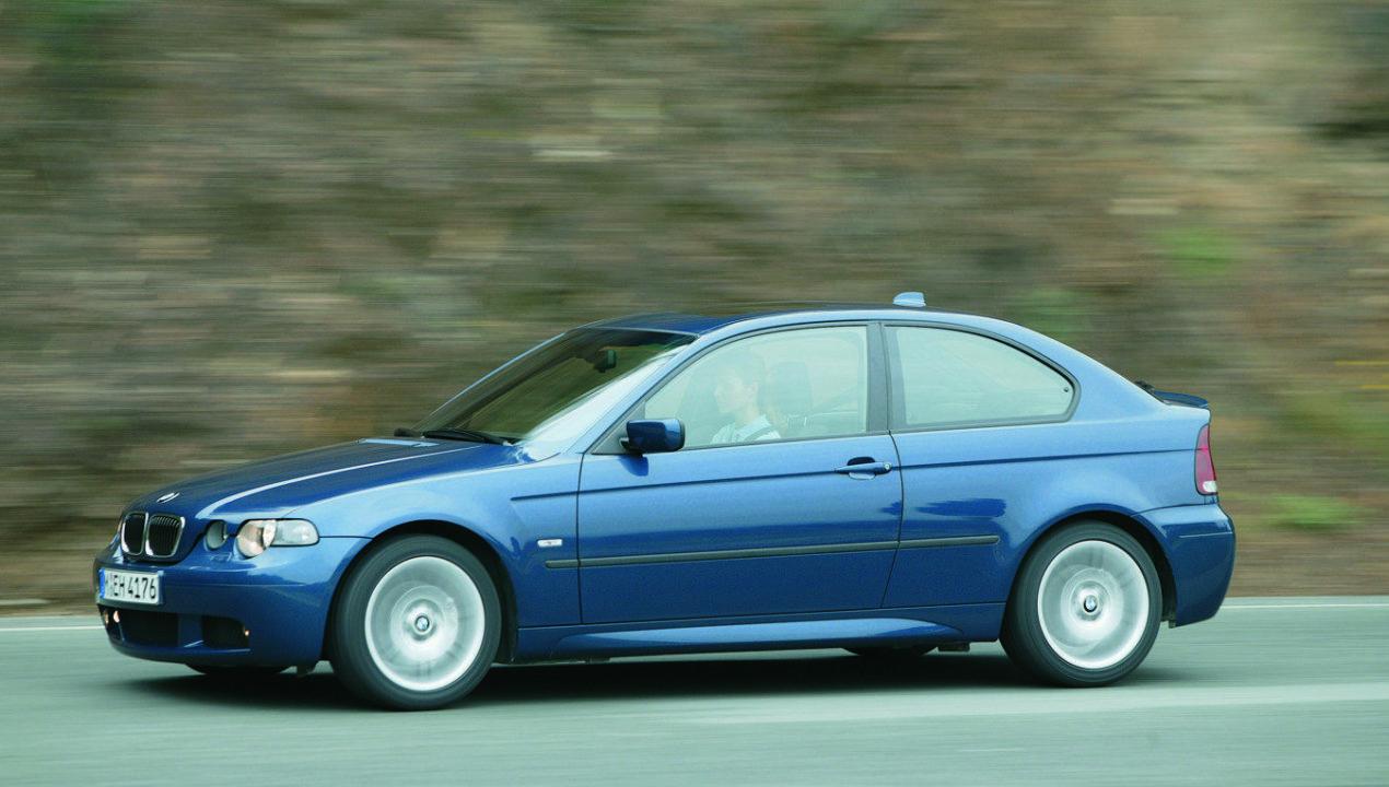 Używane Bmw E46 Compact Dobre I Niedrogie Auto Trends Magazines