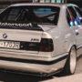 Prowokacyjne BMW E34M5