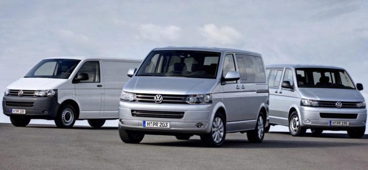 Używany Volkswagen Transporter T5 Opinie Spalanie I