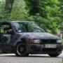 """Militarny"" tuning VW Polo 6N"