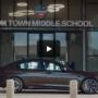 Szkoła w BMW M Town