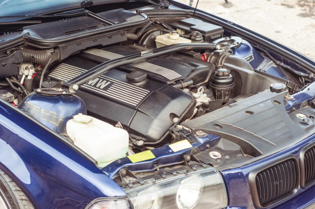 BMW E36 330i cabrio, tuning