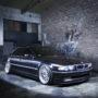BMW E38740i auto gangsterów czy polityków?