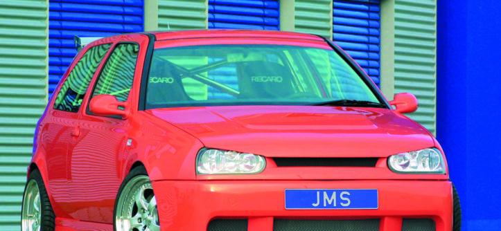 Tuning Golfa III (JMS)