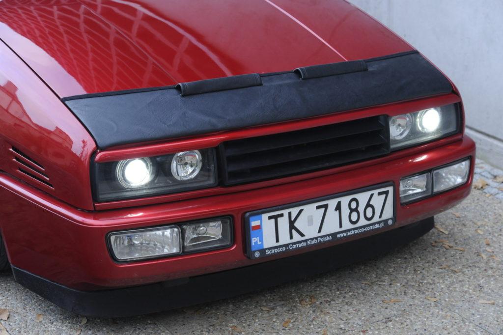 VW Corrado G60, tuning