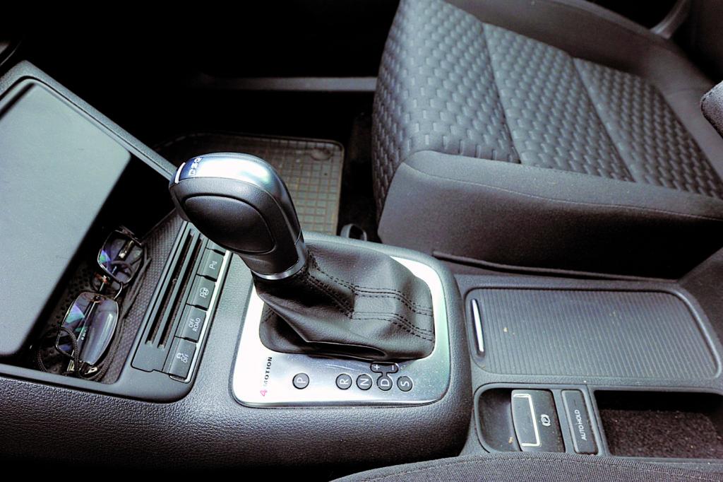 VW Tiguan I