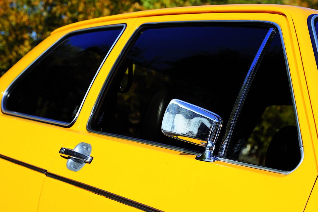 VW Golf I LS, tuning