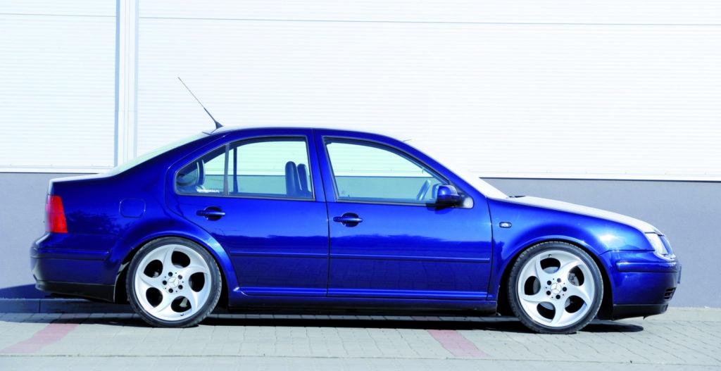 VW Bora IV 1.9 TDI, tuning