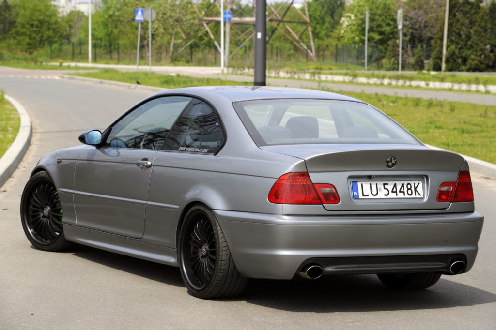 BMW E46 320d tuning