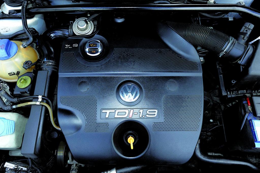 Golf IV 1.9 TDI, tuning