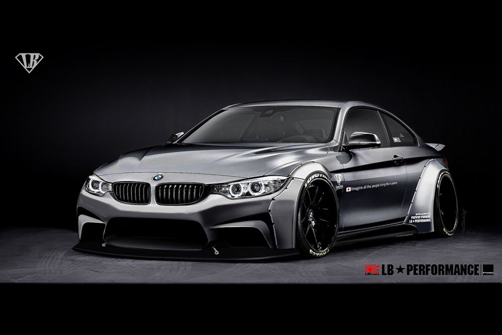 BMW_Z4_Coupé_tuning_Liberty_Walk