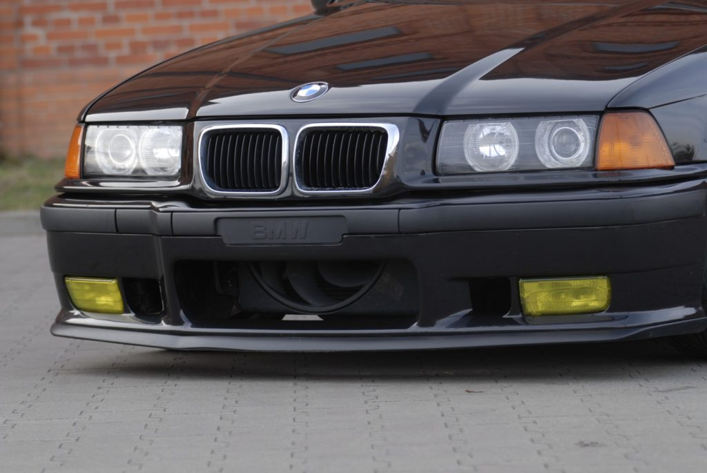 BMW E36 328i Touring, tuning