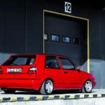 VW Golf II, swap 1.8