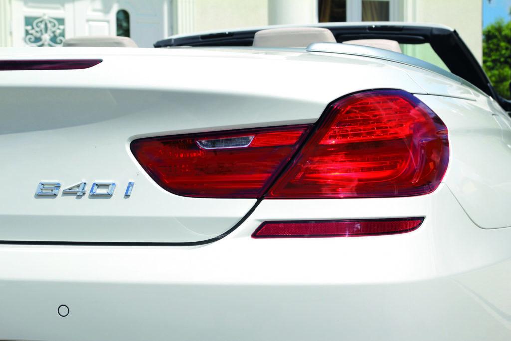 BMW 640i Cabrio M Sport