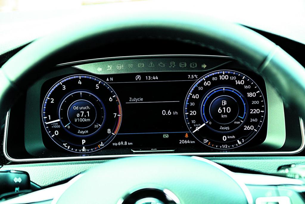 VW Golf Bluemotion 1.5 TSI EVO