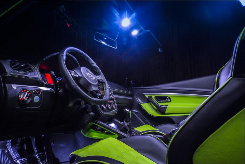 VW EOS tuning