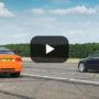BMW E92 M3 GTS vs Audi RS4 B7
