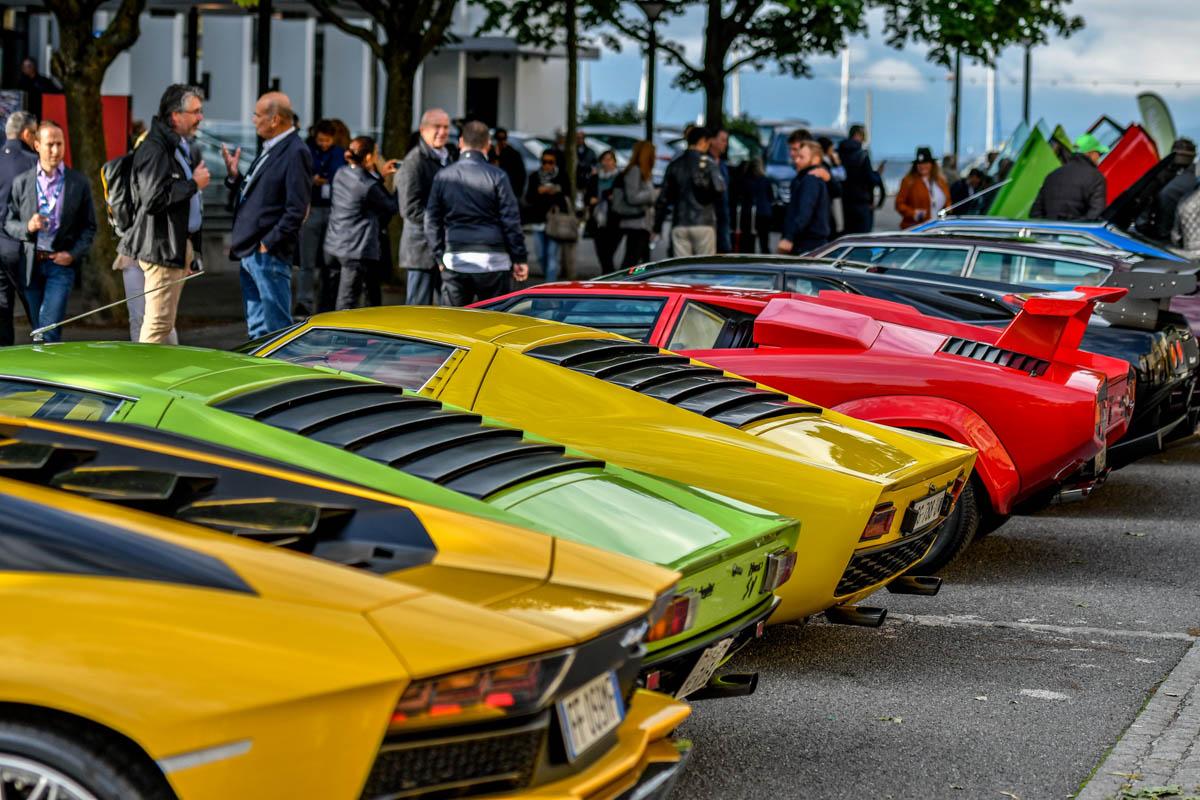 Lamborghini Classic Espada