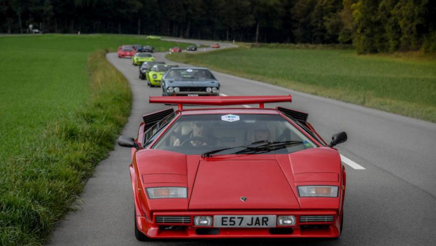 Lamborghini Classic Countach