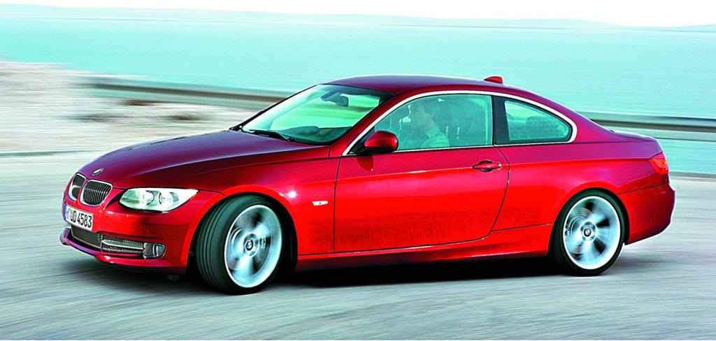 BMW_E92_Coupé