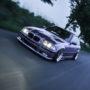 Bardzo oryginalne BMW E36 Coupé