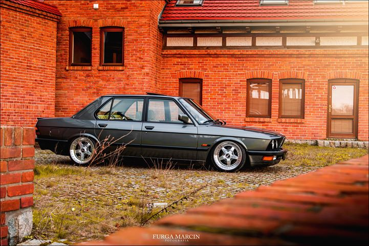 BMW E28 Mateusza