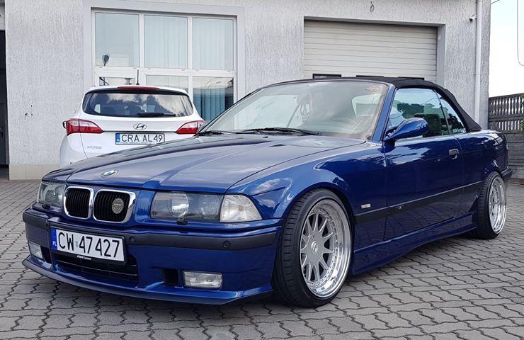 BMW E36 Bartłomieja