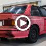 BMW E30 M3 EVO2 odrestaurowane przez specjalistów z firmy Schmiedmann