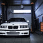 ZŁO WCIELONE. BMW E36 stroker turbo- TUNING