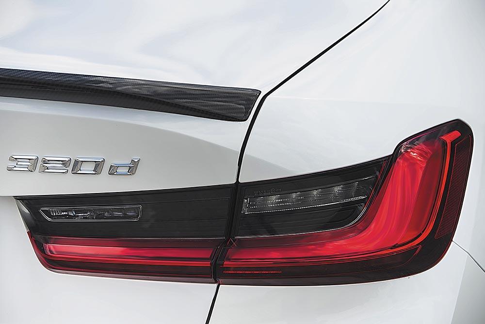BMW G20 320d xDrive