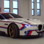 Supercar Blondie i BMW 3.0 CSL Hommage oraz sekretny magazyn BMW- VIDEO