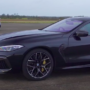 BMW M5 vs BMW M8- VIDEO