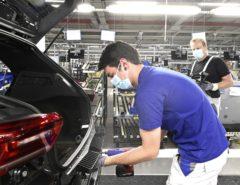 Fabryka VW produkcja