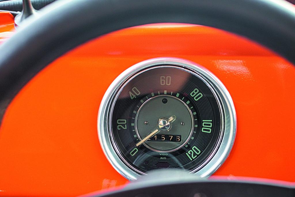 VW Garbus 1200 tuning