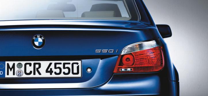 Uzywane BMW 550i E60