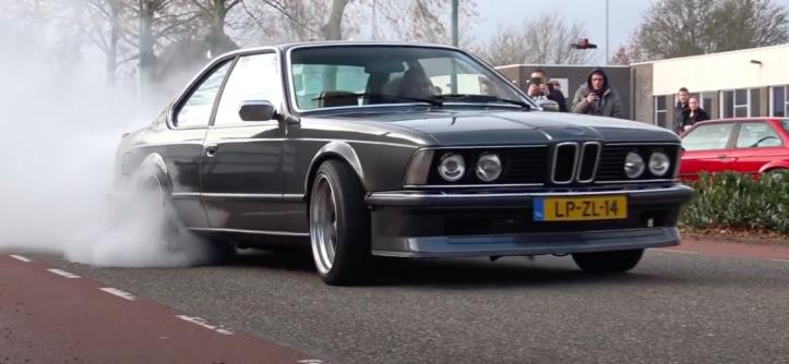 BMW E24 635 Turbo