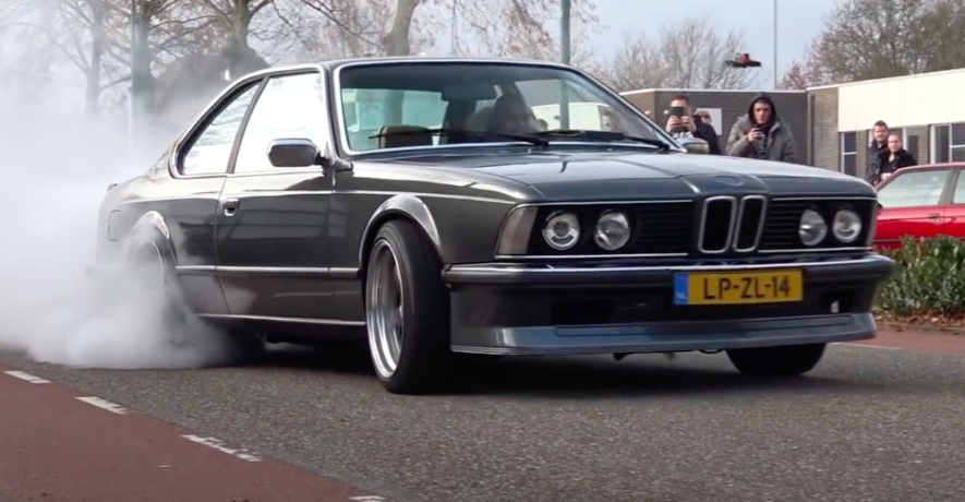 BMW E24 635 Turbo