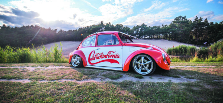 VW Garbus 1200 tuning
